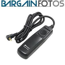 Mando cable 1 metro Aputure para Panasonic DMC-FZ20 FZ20S FZ20K FZ25 disparador