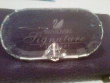 Swarovski Signature Jewelry Plaque – Crystal Store Display