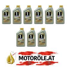 9x1l Liter Mobil 1 FS 0W-40 Motoröl - MB 229.5, Porsche A40 (ehem. NEW LIFE) 9l
