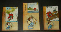 GUERNSEY MINT STAMPS 04.05.2010 EUROPA CHILDRENS BOOKS (BLC SELV)