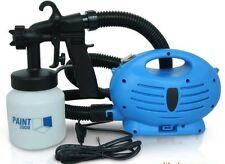 New As Seen OnTV Paint Zoom Professional Electrical Sprayer Gun Airbrush Trigger