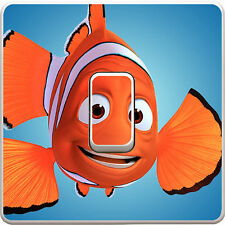 Interruptor De Luz De Disney Finding Nemo Vinilo Pegatina Calcomanía Para Niños Dormitorio #96