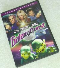 Galaxy quest deluxe edition DVD TIM ALLEN , SIGOURNEY WEAVER