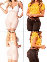 Fajas Colombianas Levanta Cola Butt-Lifter Shapewear Shorts ROMANZA 2050