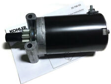 Superb Genuine OEM Kohler Starter 32 098 10S 32 098 08S High Quality Made in USA