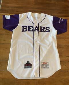 Brad Wilson #6 Yakima Bears Baseball Jersey, Pristine, XL