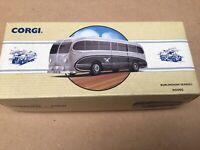 CORGI CLASSIC 97170  BURLINGHAM SEAGULL SINGLE DECK COACH WOODS L/T 07916