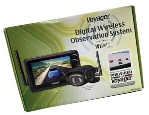 """ASA Electronics Voyager WVHS43 Wireless Camera w/4.3"""" Monitor"""