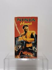 Vintage Ninja Hunt VHS Very Good Condition Free Shipping