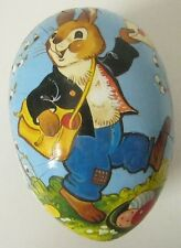 Vintage Paper Mache Easter Egg Made in Germany