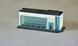Airport Terminal Office  Building 1/500 scale (3)