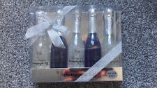 happyhour champagne Bottle fizz shower gel Gift Set Christmas Birthday