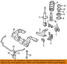 NISSAN OEM Front Suspension-Coil Spring 540102W500