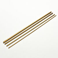 Brass Tube Pipe Tubing Round Inner 2mm 3mm 4mm 5mm Long 300mm Wall 0.5mm Great F
