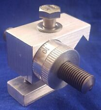 "Micrometer Carriage Stop for 10"" Logan Lathe"