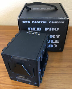 RED Pro Battery Module QUAD - Mfr# 720-0006 for EPIC and SCARLET Cameras 1136382