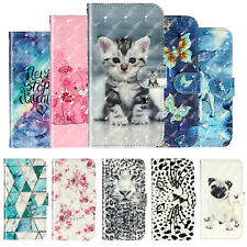 Phone Case Cover for Huawei Glory 20 Pro Y9 Prime Y5 Deluxe 3D Flip Wallet Stand