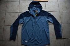 New Under Armour Men's Backwater Hybrid Full Zip Fishing Jacket Coat Shirt XL