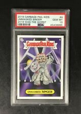 Garbage Pail Kids 2019 Was The Worst UnMasked Singer Masked FOX PSA 10 Rare