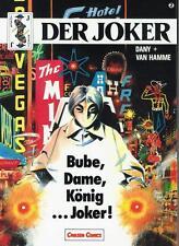 Der Joker 2 (Z1, 1. Auflage), Carlsen
