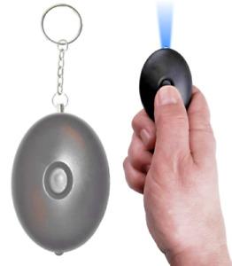 Anti-RAPE Attack Self-defense 85dB Safe sound Personal Emergency Alarm Keychain