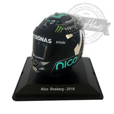 Spark Editions 1:5 Scale Nico Rosberg 2016  F1 World Champion Helmet Casque Helm