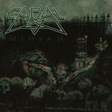 CABAL - Midian Re-Release CD, NEU