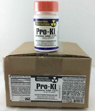 Potassium Iodide (KI) 30Tab/65mg Anti-Radiation Survival Tablets - 6 PACK
