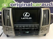 08-09 Lexus RX350 Navigation Back-up Camera Display Screen 86110-48490 OEM