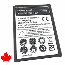 NEW LG V20 F800 Replacement Battery BL-44E1F 3500mAh