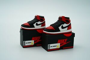 Shoe Box AirPod 1/2 Case AirPods Pro Case Sneaker Silicone Shoe Case