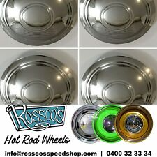 4x CRUISER HUBCAPS SUIT OUR RALLY OR SMOOTHIE