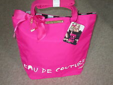 Authentic Juicy Couture Tote / Shopping  / Shoulder Bag / Handbag FREE POST