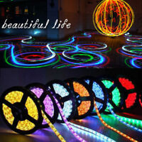Bright 5M 16.4ft 12V 3528 5050 5630 RGB SMD 300 LEDs Flexible Strip light Lamp