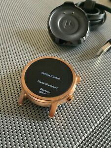 Motorola 360 smart watch