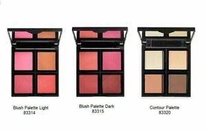 ELF Powder Blush Palette 83314 LIGHT & 83315 DARK 0.56 Oz - New With Mirror