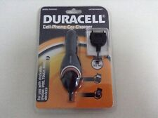 Duracell Cell Phone Car Charger iPhone, iPad, Touch Nano devices Model DCSS5352