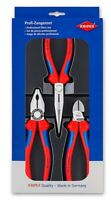 Knipex 00 20 11 Montage-Paket Zangen-Set 002011