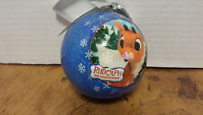 Rudolph the Red Nosed Reindeer Christmas Tree ornament original Movie 2009