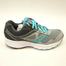 New Saucony Womens Grid Cohesion 10 Athletic Terrain Running Shoes US 5 EU 35.5