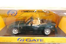 Gate 1/18 Mazda MX-5 MK1 1st Generation 1990 Roadster Japanese Version Green