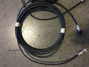 """ANDREW Commscope FSJ1-50A CABLE HELIAX 1/4"""" >PE< HU42221-02"""