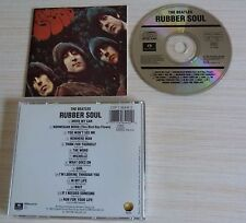 CD ALBUM RUBBER SOUL THE BEATLES 14 TITRES MADE IN ITALY