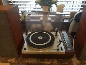 Superb Vintage Philips 417 record player No reserve