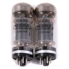 Mesa Boogie 6L6 STR-440 Tubes (Pair / Duet) - 750618D