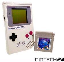 Gameboy - Nintendo Gameboy Classic Konsole mit Tetris inkl Neuer Displayscheibe