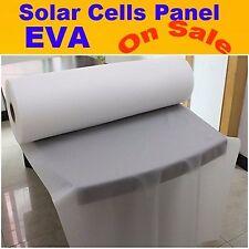550MM x 20M Solar EVA Film Sheet Module Laminating Encapsulant Solar Panel Cell