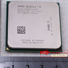 AMD Athlon II X4 640 CPU 3/512/4000 ADX640WFK42GM Socket AM3/A 100% work free sp