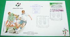 RARE ITALIA 90 04/07/1990 DEUTSCHLAND - ENGLAND 1/2 TORINO COUPE MONDE FOOTBALL