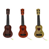 Beginner Ukulele 4 Strings Educational Musical Instrument Toy Gift for Kids-